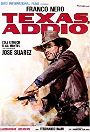 Watch Free Texas, Adios (1966)