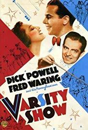 Watch Free Varsity Show (1937)