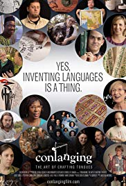 Watch Free Conlanging: The Art of Crafting Tongues (2017)