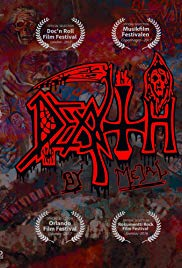 Watch Free DEATH by MetaL (2018)
