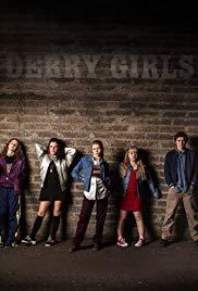 Watch Free Derry Girls (2017 )