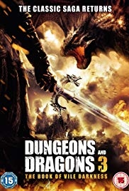 Watch Free Dungeons & Dragons: The Book of Vile Darkness (2012)