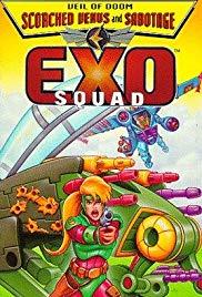 Watch Free Exosquad (19931995)