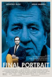 Watch Free Final Portrait (2017)