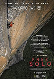 Watch Free Free Solo (2018)