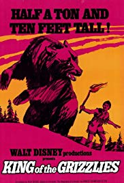 Watch Free King of the Grizzlies (1970)