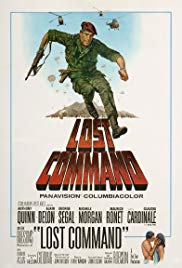 Watch Free Lost Command (1966)