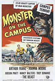 Watch Free Monster on the Campus (1958)