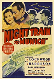 Watch Free Night Train to Munich (1940)