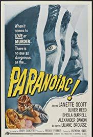 Watch Free Paranoiac (1963)