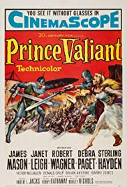 Watch Free Prince Valiant (1954)