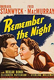 Watch Free Remember the Night (1940)