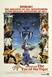 Watch Free Sinbad and the Eye of the Tiger (1977)