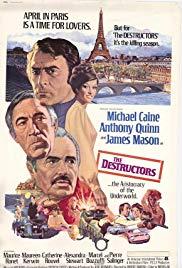 Watch Free The Destructors (1974)