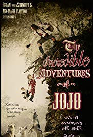 Watch Free The Incredible Adventure of Jojo (And His Annoying Little Sister Avila) (2014)