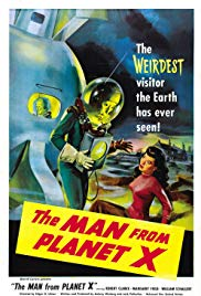 Watch Free The Man from Planet X (1951)