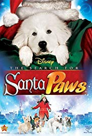 Watch Free The Search for Santa Paws (2010)