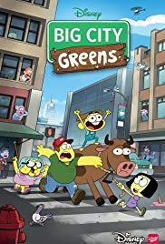 Watch Free Big City Greens (2018 )