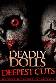 Watch Free  Deadly Dolls: Deepest Cuts (2018)