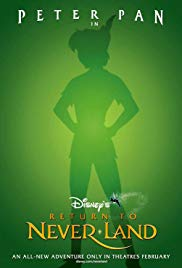 Watch Free Peter Pan 2: Return to Never Land (2002)