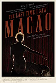 Watch Free The Last Time I Saw Macao (2012)