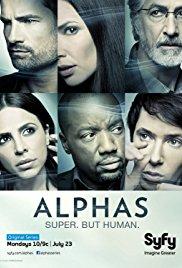 Watch Free Alphas (20112012)