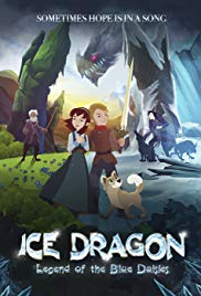 Watch Free Ice Dragon: Legend of the Blue Daisies (2018)