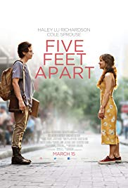 Watch Free Five Feet Apart (2019)