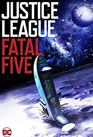 Watch Free Justice League vs the Fatal Five (2019)