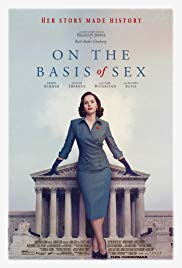 Watch Free On the Basis of Sex (2018)