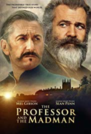 Watch Free The Professor and the Madman (2017)