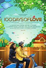 Watch Free 100 Days of Love (2015)