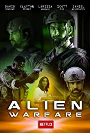 Watch Free Alien Warfare (2019)