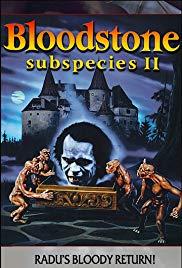 Watch Free Bloodstone: Subspecies II (1993)
