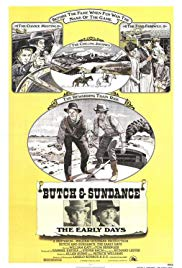 Watch Free Butch and Sundance: The Early Days (1979)