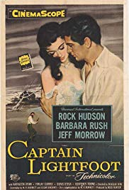 Watch Free Captain Lightfoot (1955)