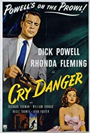Watch Free Cry Danger (1951)