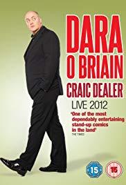 Watch Free Dara O Briain: Craic Dealer Live (2012)