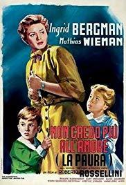 Watch Free Fear (1954)