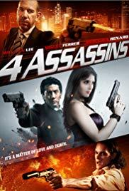 Watch Free Four Assassins (2011)