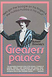 Watch Free Greasers Palace (1972)