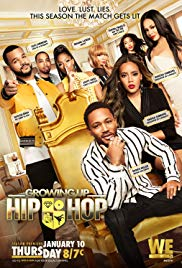 Watch Free Growing Up Hip Hop (2016 )