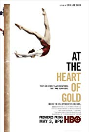 Watch Free At the Heart of Gold: Inside the USA Gymnastics Scandal (2019)