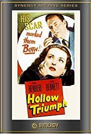 Watch Free Hollow Triumph (1948)