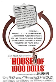 Watch Free House of 1,000 Dolls (1967)