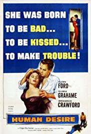 Watch Free Human Desire (1954)