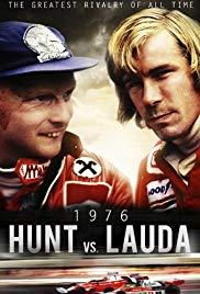 Watch Free Hunt vs Lauda: F1s Greatest Racing Rivals (2013)