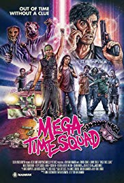 Watch Free Mega Time Squad (2016)