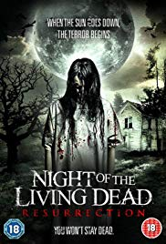 Watch Free Night of the Living Dead: Resurrection (2012)