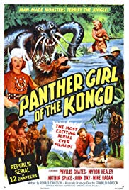 Watch Free Panther Girl of the Kongo (1955)